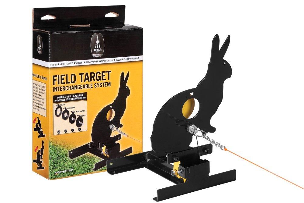 Gamo Outdoor Field Target Coniglio Diana, Uomo, Nero, Taglia unica 6212220