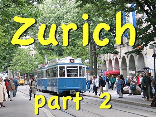 Zurich, Switzerland, part 2 - Shopping In Zurich