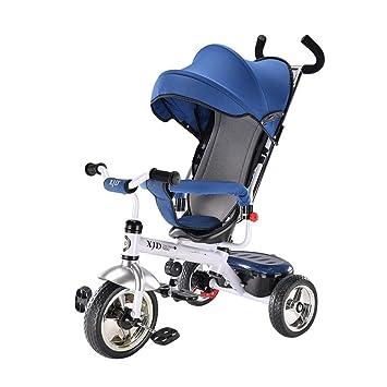 LYP - Childrens Bicycles 3 en 1 3 Ruedas de Coche para bebé, Ruedas de