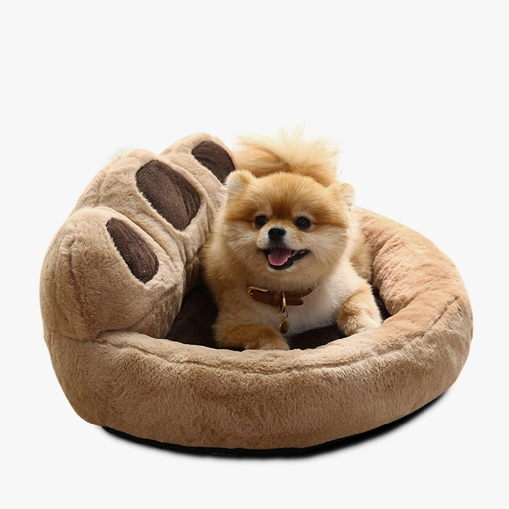Dogs Beds Furniture Bed Blankets Washable Kennel Small Dog Four Seasons Universal Pet Bed Teddy Bomei Pet Nest Suede Padded cat Litter