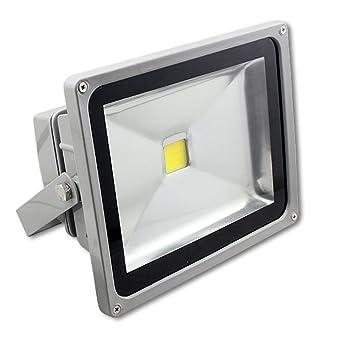 Hervorragend MCTECH Grau 50W Led Fluter Kaitweiß 6000~6500K LED Fluter Lampe HI34