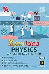 Xam Idea Physics -Class 12 - CBSE (2020-21) Kindle Edition