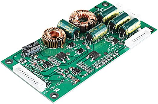 ILS – CA-288 26 – 55 pulgadas LED tarjeta corriente constante TV LED Inverter universal TV LED tarjeta teador driver retroiluminación TV: Amazon.es: Electrónica