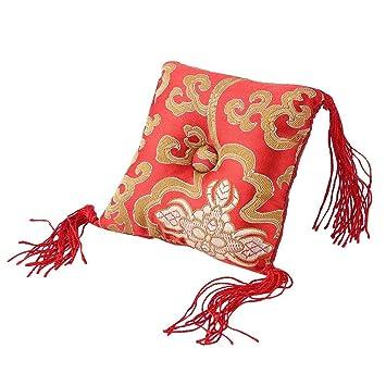Amazon.com: Almohada de cuenco tibetano, cuenco de canto de ...