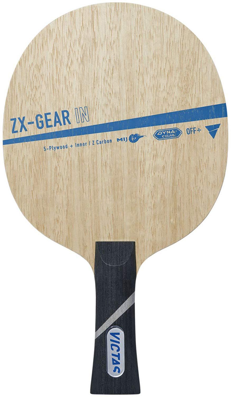 ヴィクタス(VICTAS) 卓球 ラケット ZX-GEAR IN シェークハンド 攻撃用 特殊素材入り B07PPD3KX8  フレア