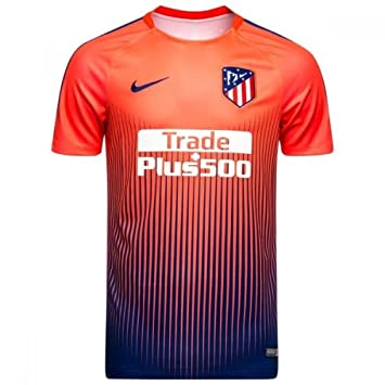 Amazon.com : NIKE 2018-2019 Atletico Madrid Pre-Match Dry Training Shirt (Red) : Sports & Outdoors