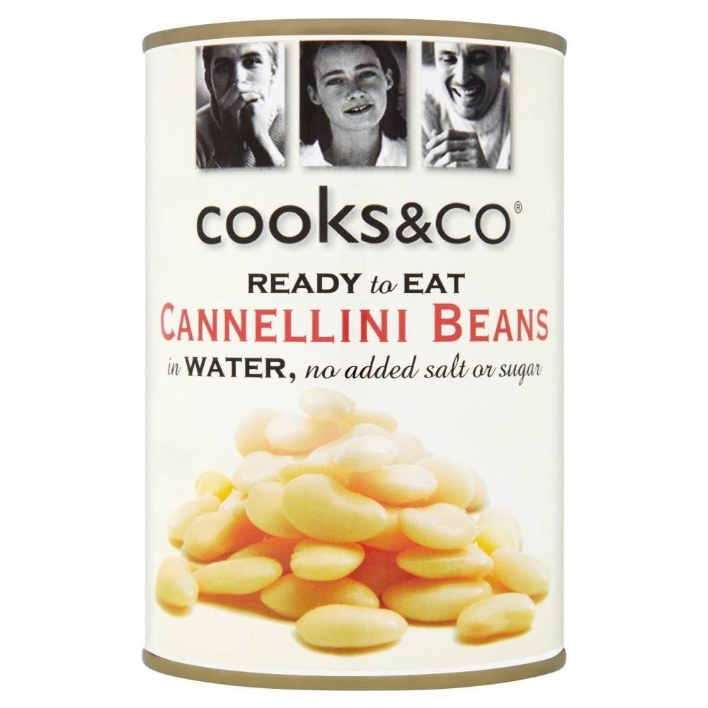 Cooks & Co Cannellini Beans (400g) - Pack of 6