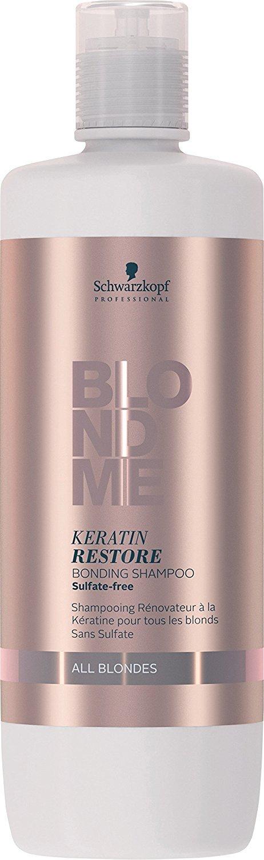 Schwarzkopf Professional BlondMe All Blondes Keratin Restore Bonding Shampoo 1 litre