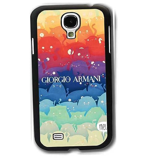 Carcasa Samsung Galaxy S4 Original Antigolpes Armani Logo ...