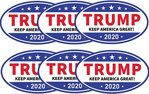 3-Pack Refrigerator Magnets  Pro Donald Trump For President 2020