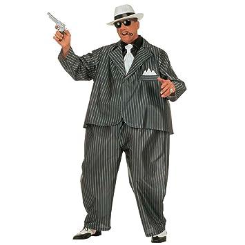 NET TOYS Gangster Mafia Disfraz Gordo Jefe al Capone: Amazon.es ...