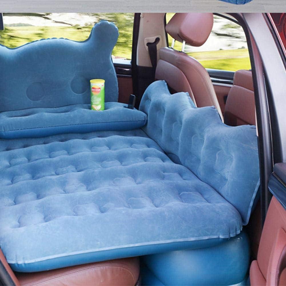 LIJUMN Auto SUV Auto Materasso Gonfiabile Auto Materasso Gonfiabile con Pompa Letto Ad Aria Portatile Materasso Gonfiabile Auto Materasso per Viaggi Campeggio Outdoor