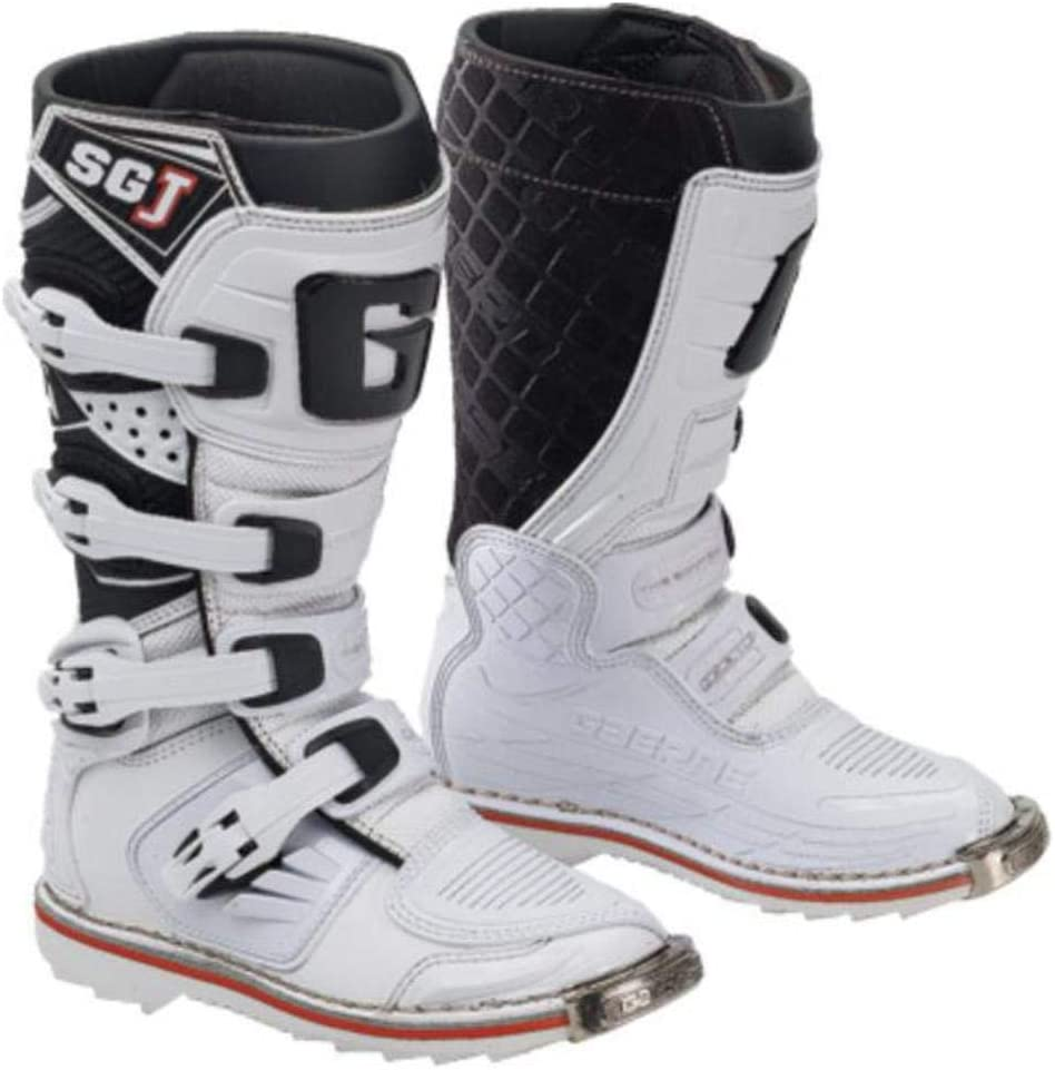 Gaerne Youth SG-J Boots 4 White
