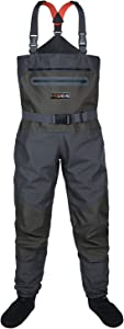 HISEA Fly Fishing Chest Waders