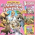 Pet Vet: Animal Hospital Triple Treat - 3 Complete Games in 1