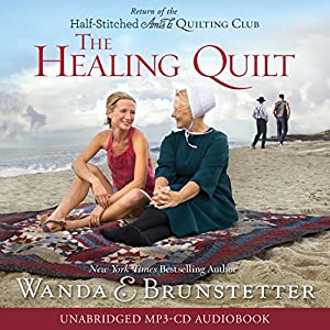 The Healing Quilt Audiobook