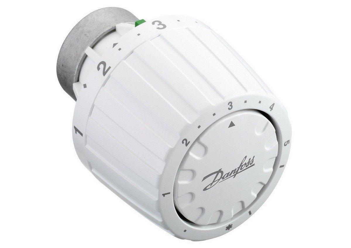Danfoss - Tê te thermostatique pour anciens corps RA/VL 26mm Danfoss DANFRAVL2950