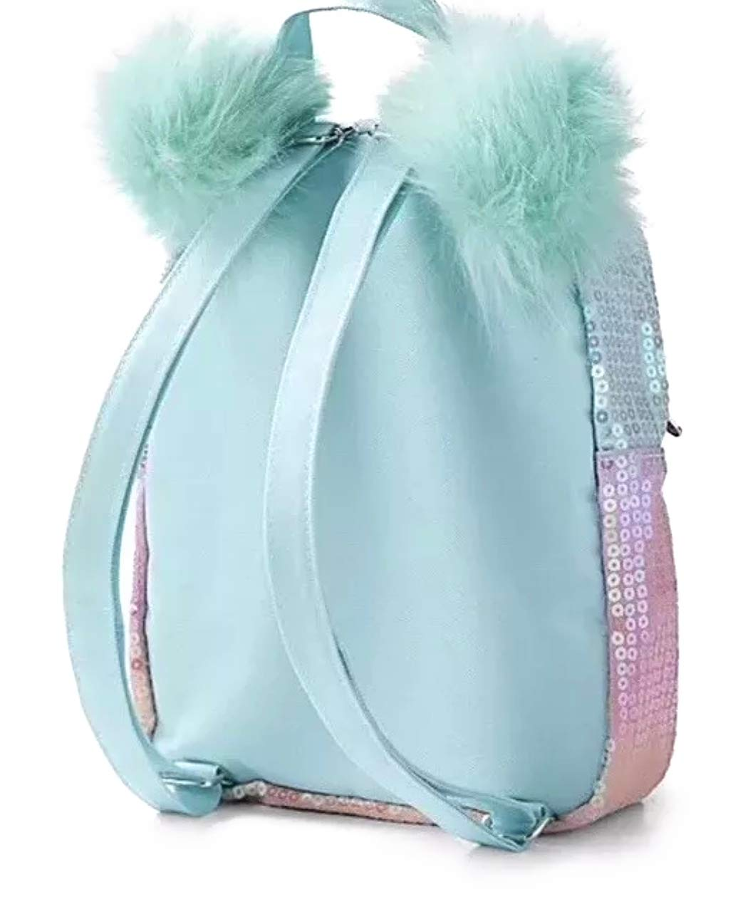 Justice Girls Unicorn Initial Sequin Mini Backpack Choose A dda4b8cf564de