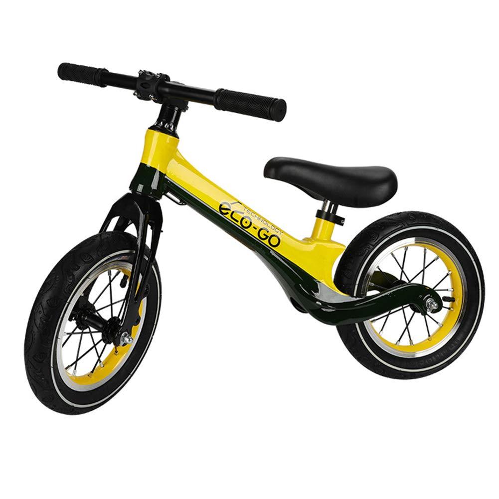 tienda de pescado para la venta XUE Niños Equilibrio Bicicleta para Las Edades de de de 2 a 5 años, niño Entrenamiento Bicicleta no-Pedal Empujar Bicicleta para niños y Grils Ajustable Manillar y Asiento  venta