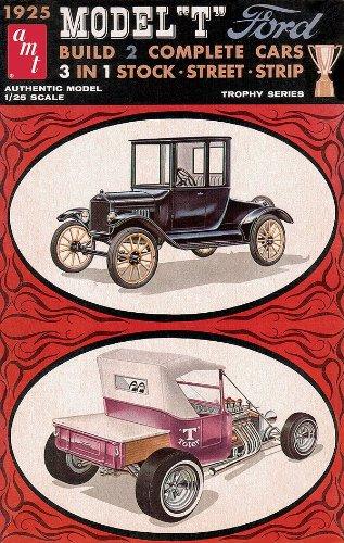 "1/25 1925 Ford ""Tall T"" Kit"
