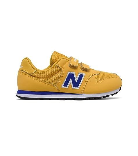 Zapatillas New Balance Lifestyle Velcro Kv500 Junior - Color - 0, Talla - 31: Amazon.es: Zapatos y complementos