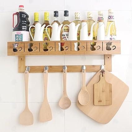 Scaffale di stoccaggio per condimento per unità da Cucina con ...