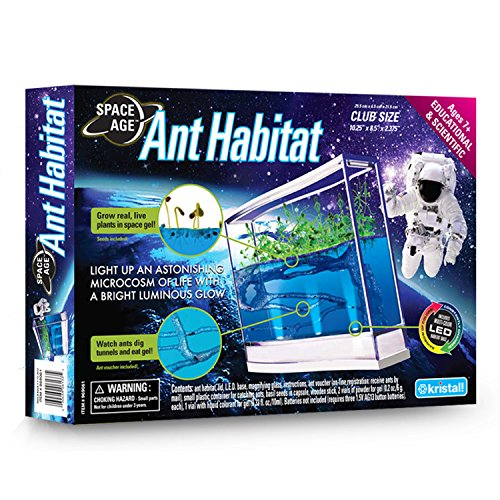 Space Age Ant Habitat (Ant Farm Space Age)