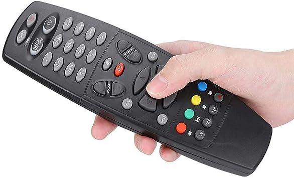Mando a Distancia para Dreambox,Reemplazo de Smart TV Set-Top Box Control Remoto para Dreambox 800HD 800SE DM800 C/S/SE con Función de Aprendizaje: Amazon.es: Electrónica