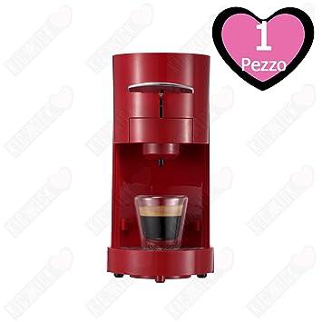 Máquina para café (Cápsulas Compatibles Lavazza Espresso Point rojo: Amazon.es: Hogar