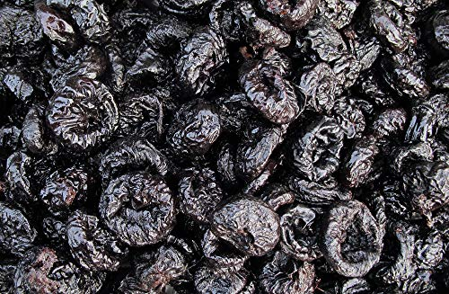 CrazyOutlet California Grown Dried Pitted Plums Prunes, Dried Fruit Snacks, Bulk Pack, 2 Lbs