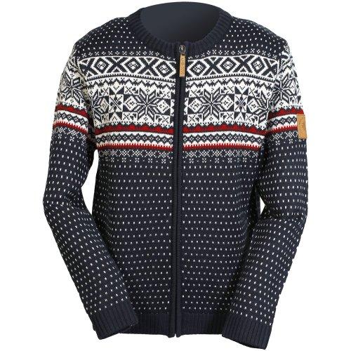 Icewear Magnus Men's Norwegian Wool-blend Sweater (XXL, T...