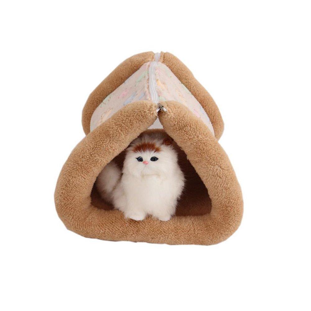 Aoligei - Perchero para Gato con Forma de caseta para ...