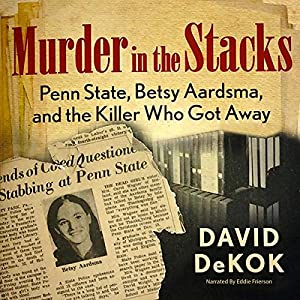 Murder in the Stacks Audiobook
