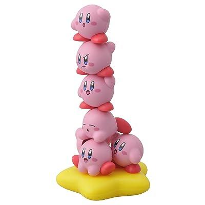ensky Kirby Adventure Stackable NOS-20 Nosechara Mini Figure: Toys & Games