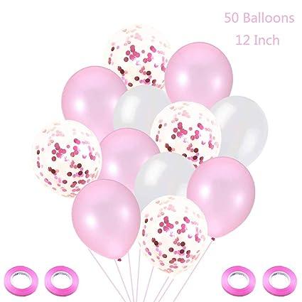 60xMETER Balloon Ribbon Helium BALLON ribbions for birthday and wedding  party