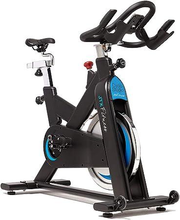 Bicicleta estática JTX Cyclo Studiocon sistema de doble pedal ...