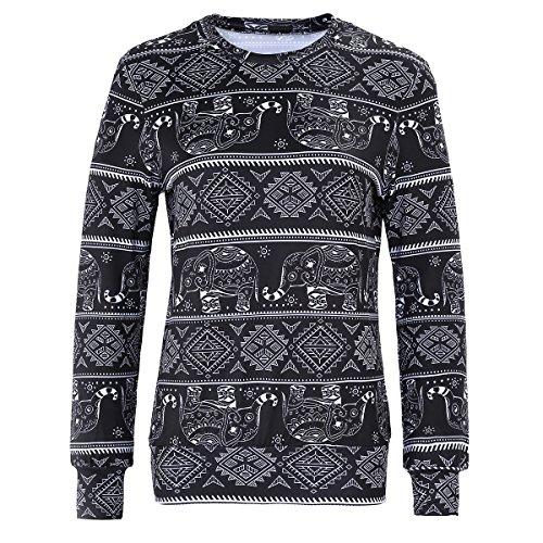 Sweatshirt X-Large Color - 4