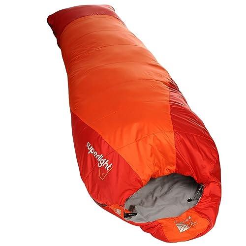 Karrimor Superlight 1 Saco De Dormir Aire Libre Naranja Talla única: Amazon.es: Zapatos y complementos