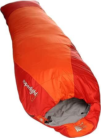 Karrimor Unisex Superlight 1 Sleeping Bag Spring/Summer Lightweight Zip Warm