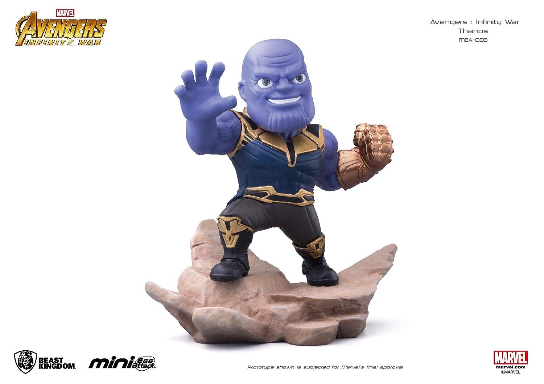 Beast Kingdom Avengers MEA-003 Mini Egg Attack Series 8-Piece Figure Set Diamond Comic Distributors DEC178327 Infinity War