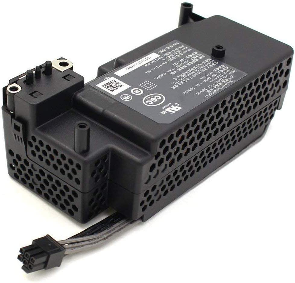 Slim 1681 Part Number X943284-004 X943285-005 X943285-004 YEECHUN New Replacement Internal Power Supply AC Adapter Brick PA-1131-13MX N15-120P1A for Xbox One S