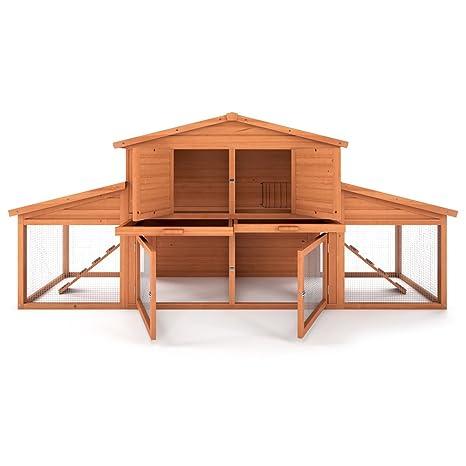 stall und k fig selber bauen bauanleitung der nager. Black Bedroom Furniture Sets. Home Design Ideas