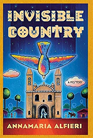 book cover of Invisible Country