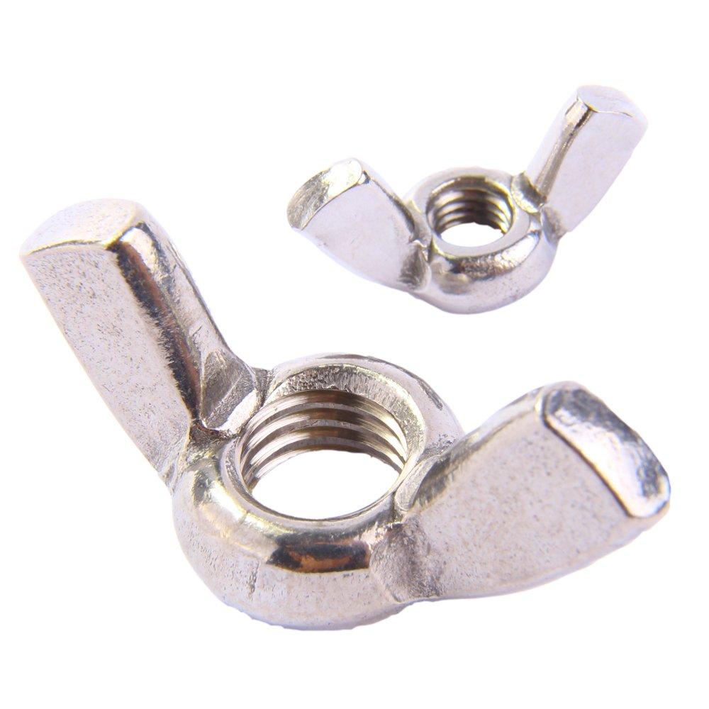 simile eDIN 315 M3/fino a M16 formaamericana in acciaio inox A2. 2/dadi ad alette