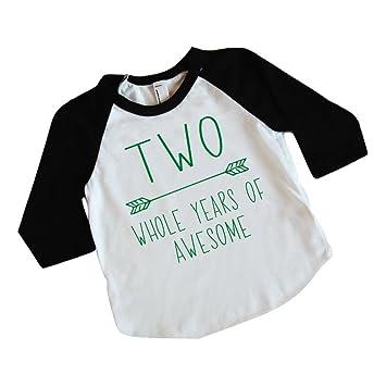 Amazon Second Birthday Boy Shirt 2nd For Boys