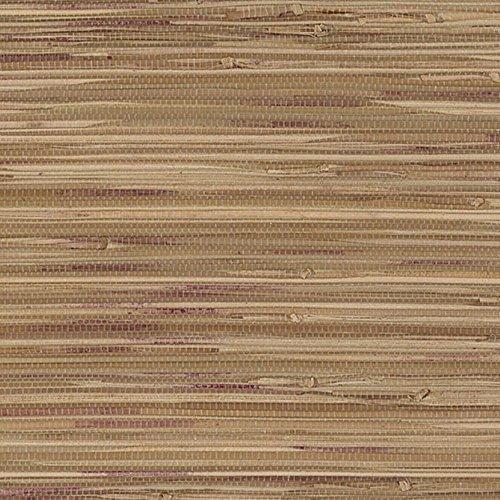 Manhattan comfort NW488-405 Washington Series Seagrass Paper Weave Grass Cloth Design Large Wallpaper Roll, 36