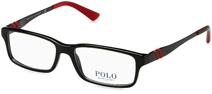 Polo Ralph Lauren 0PH2115, Monturas de Gafas para Hombre, Black, 54