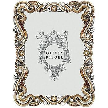 Amazon Com Olivia Riegel Windsor 4 Quot X 6 Quot Frame Luxury