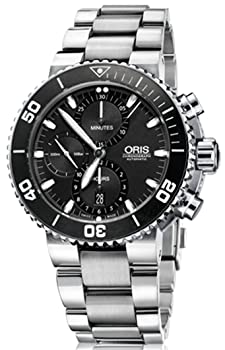 Oris swiss luxury diver's watch for men