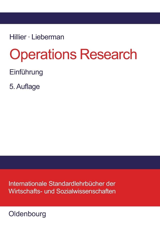 operations-research-einfhrung-internationale-standardlehrbcher-der-wirtschafts-und-sozialwissenschaften